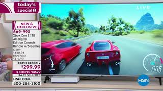 Xbox One S 1TB AllDigital Edition Console Bundle with 5 ...