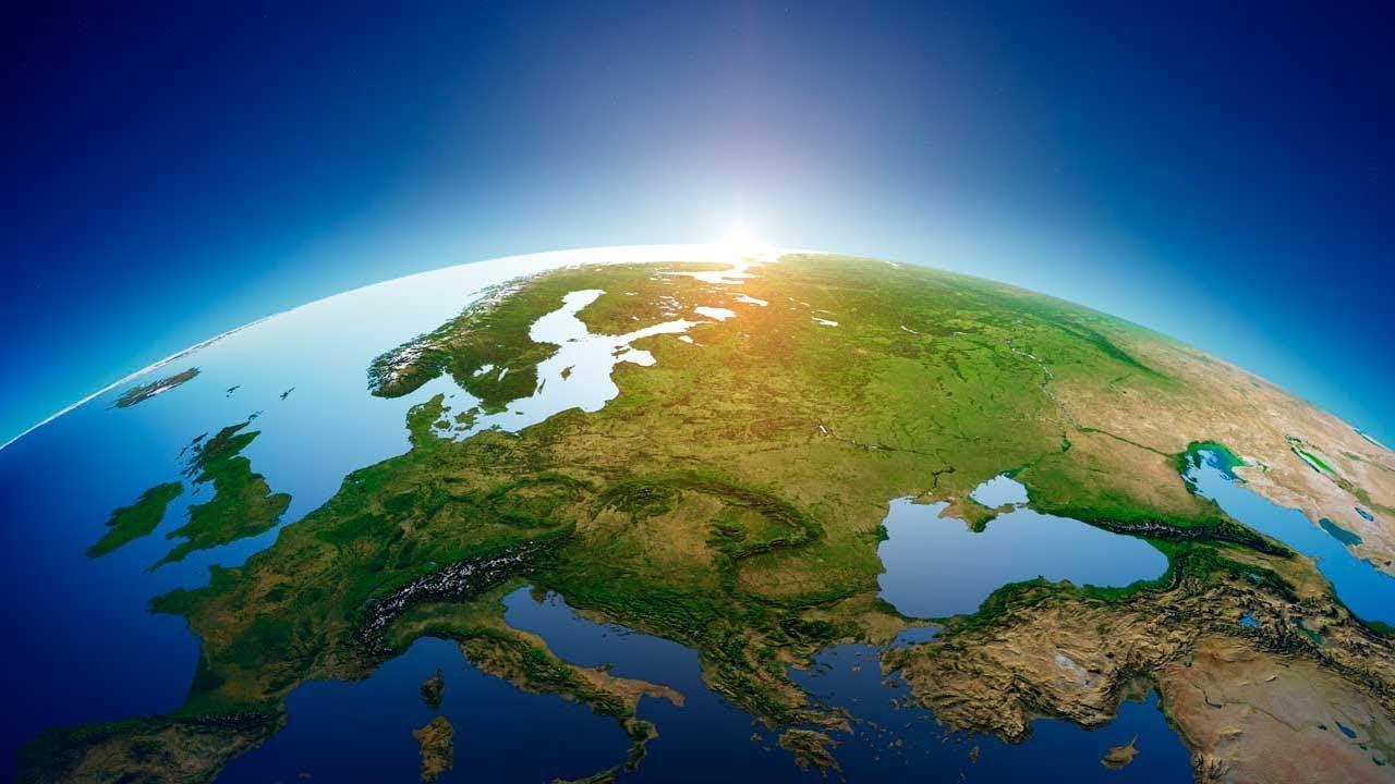Земной шар фото в хорошем качестве вызывает шквал