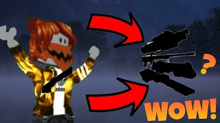 ROBLOX ZOMBIE ATTACK: BUYING A NEW GUN!