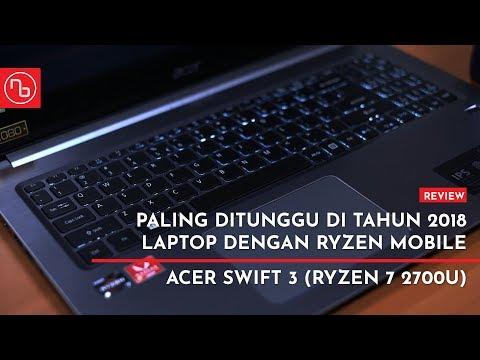 Acer Swift 3 (Ryzen 7 2700U)