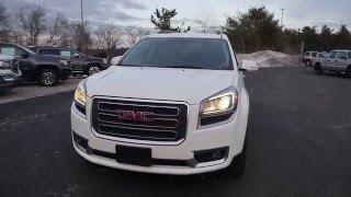 GMC Acadia 2013 Videos