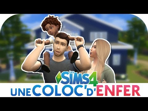 [SIMS 4] UNE COLOC D'ENFER - EP 14 - Ft Newtiteuf 🏠