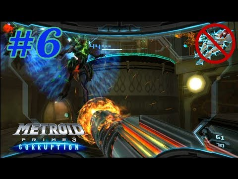 Metroid Prime 3: Corruption No Hypermode Challenge: Part 6 (Elysia Depths and Berserker Lord)