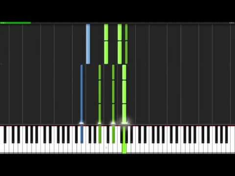 All of Me - John Legend [Piano Tutorial] (Synthesia)