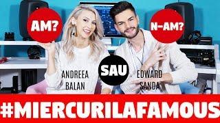 Provocare AMN-AM cu Andreea Balan si Edward Sanda