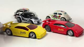 10 Car Tuesday - Some Hot Wheels Castings I Collect
