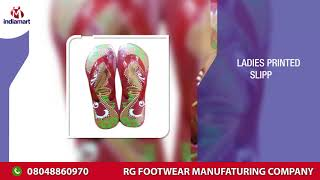 Ladies Printed And Casual Wear Slippers Manufacturer
