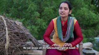 Connected Women : Telenor – Project Sampark, Women Promoter One