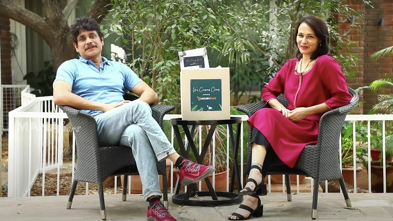Download Nagarjuna and Amala Akkineni Launched SustainKart   Shilpa Reddy   Manastars