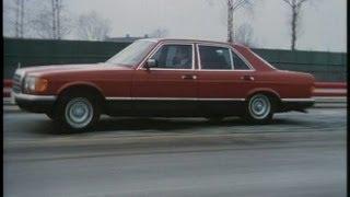 Test und Beweis - die Qualitäten der Mercedes S-Klasse W126, 1982