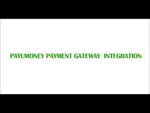 PayUMoney Payment Integration