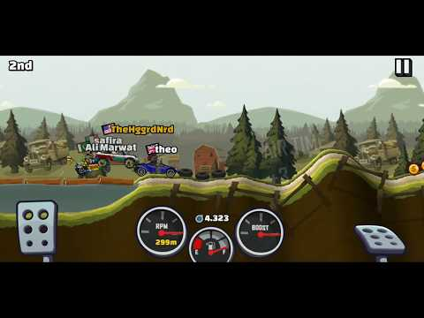 Hill Climb Racing May 2018 Seasonal ► Champion 2: Race 7 | Dirty Rally 🔥Personal Best