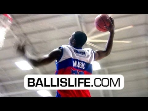 The Ballislife High Def High School Dunk Mix