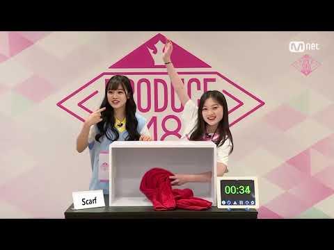 ENG SUB PD48 48 Special  Hidden Box Mission  Motomura Aoi HKT48 vs Yoon Eunbin CNC