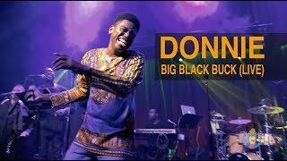 Gambar cover Donnie - Big Black Buck (Live in Philly)