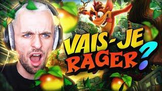 VAIS-JE RAGER ? oui. 😡 (Crash Bandicoot 4)