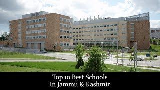 Top 10 Best Schools in Jammu & Kashmir