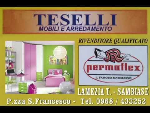 Teselli mobili ed arredamento lamezia terme cz youtube - Cucine miami lamezia terme ...