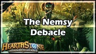 [Hearthstone] The Nemsy Debacle