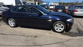2013 BMW 528i xDrive Baltimore, Towson, Catonsville, Silver Spring, Rockville, MD P00487