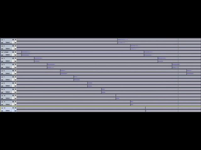 Note Phase ~ PMZ Baton Beats