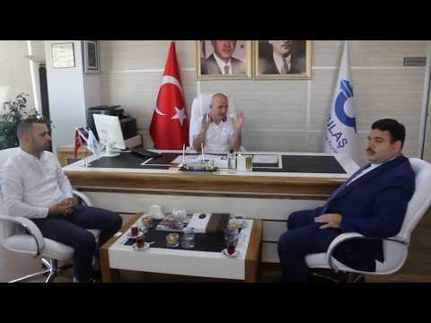 AK Parti milletvekili Fatih Süleyman Denizolgun, Özulaş A.Ş. Ziyareti-14-8-2018