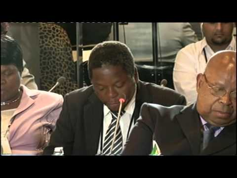 SADC PF: Standing Committee Report: Trade, Industry, Finance and Integration, 9 July 2015