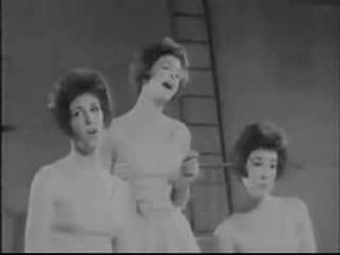 The Paris Sisters - What Am I To Do