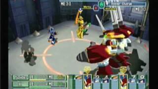 Megaman X Command Mission Ch.3 Boss (Part 8/9)