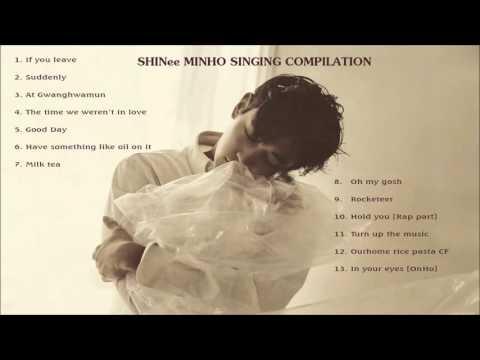 SHINee Minho Singing Compilation