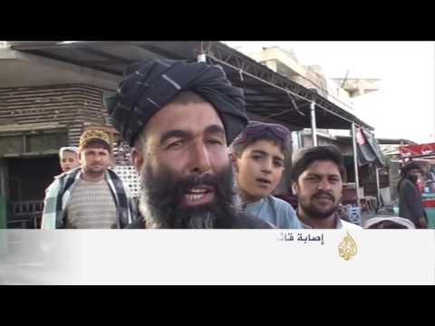 """""""طالبان"""" تشن هجوما للسيطرة على عاصمة ولاية هلمند"""