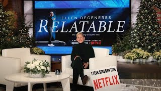 An Exclusive Sneak Peek of Ellen