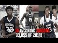 Top 10 Incoming Juniors!  (Class of 2019 Basketball Rankings)