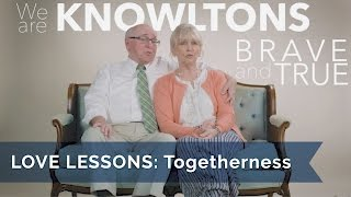 LOVE LESSONS - Hilarious Grandparents Share Advice We All Should Hear