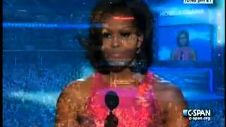 Michelle Obama FULL SPEECH