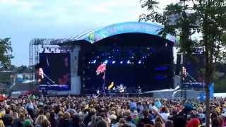 FLEETWOOD MAC - The Chain - ISLE OF WIGHT FESTIVAL 2015