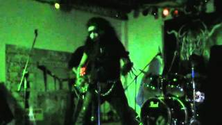 THE TRUE BLACK ANGEL EN EL HOLOCAUSTO METAL II ,EL AGUSTINO