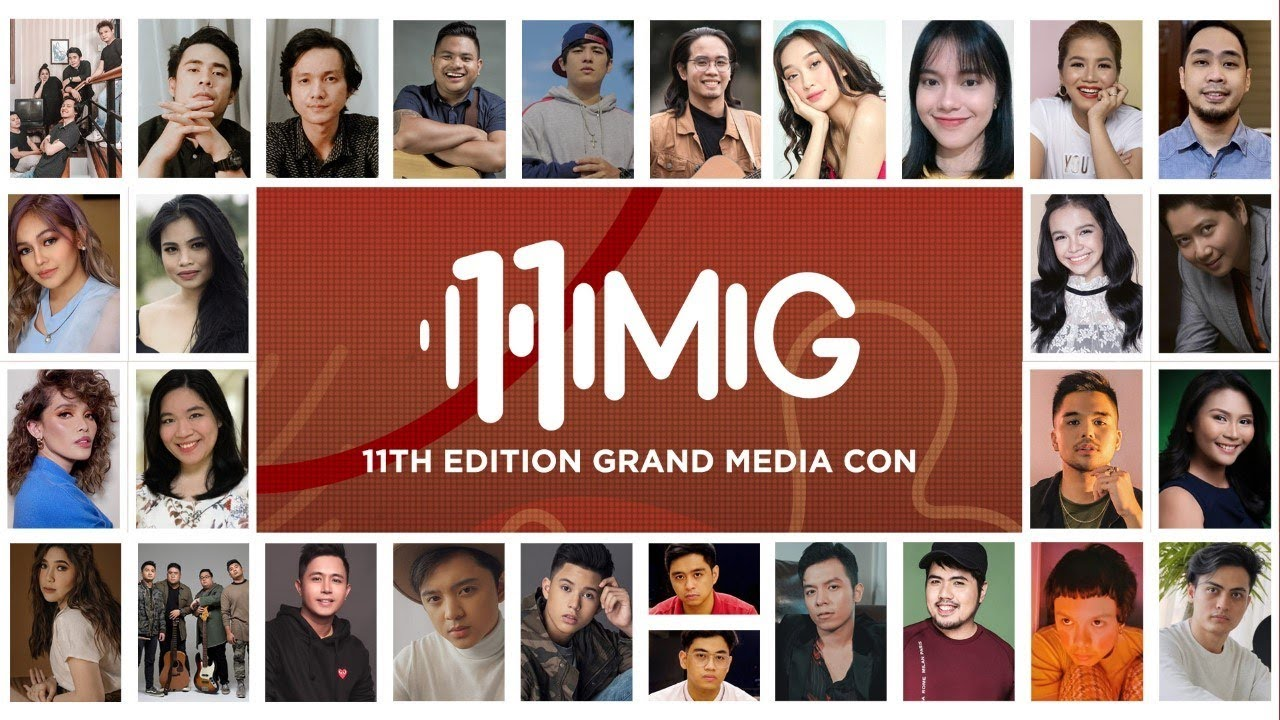Himig 11th Edition Online Media Con and Listening Party