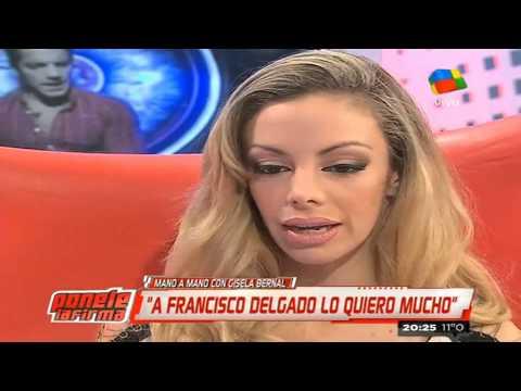 """""""Francisco es una persona que quiero mucho"""""""
