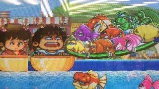 メダルゲーム -ドキドキ金魚すくい- 【全種類すくってみた!】