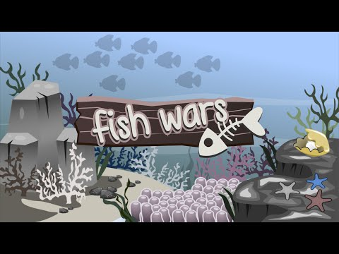 Fish Wars New Android Game Trailer