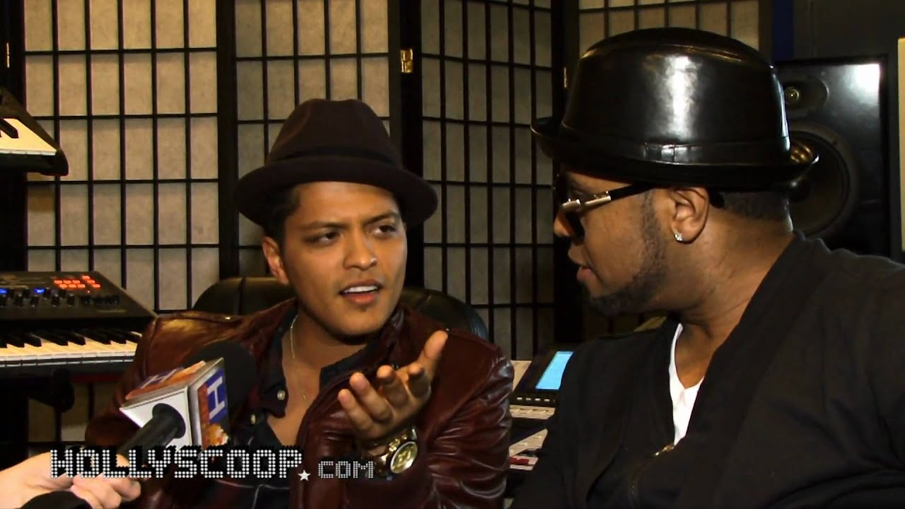 One on One With Bruno Mars