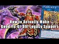 How to Actually Make Good Yu-Gi-Oh! Legacy Support