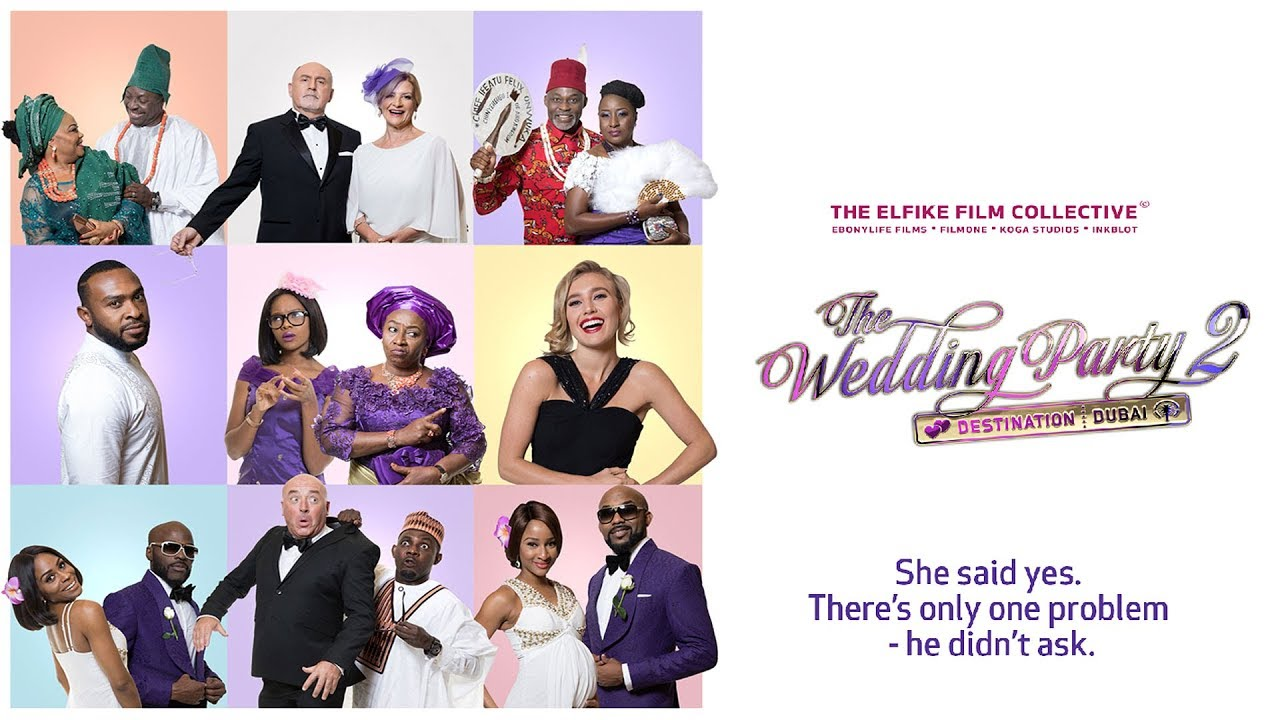 The Wedding Party 2.The Wedding Party 2 Destination Dubai Movie Trailer