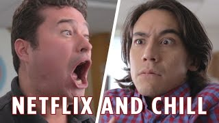 Other Ways to Say 'Netflix and Chill'