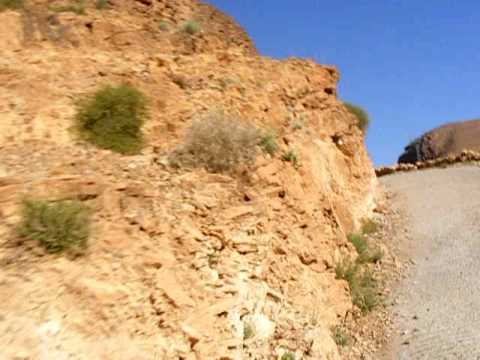 Morocco Mountain Road - Igmir 2