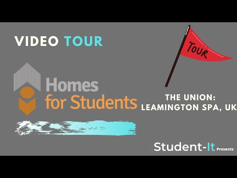 The Union Leamington - Student Accommodation in Leamington Spa: Accommodation Tour