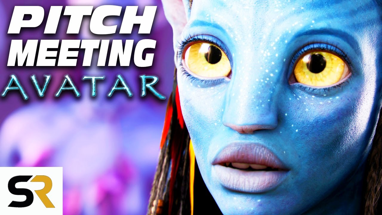 Download Avatar Pitch Meeting