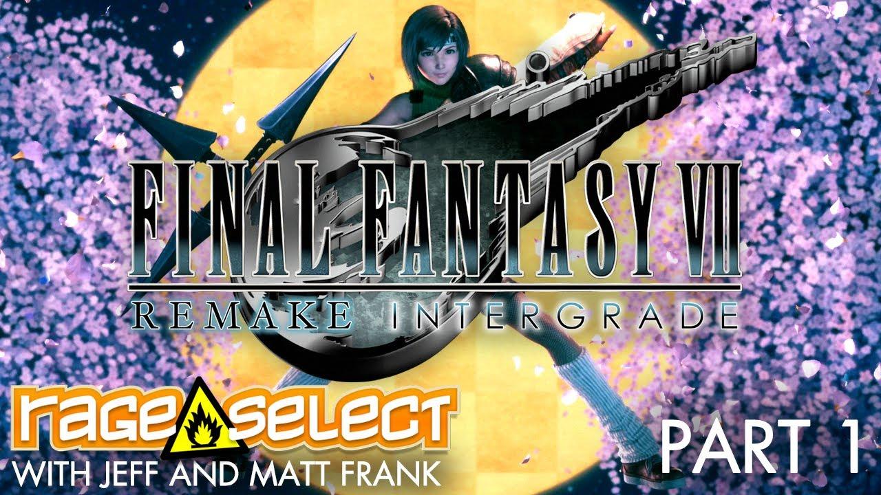 Final Fantasy VII Remake: Intergrade (The Dojo) Let's Play - Part 1
