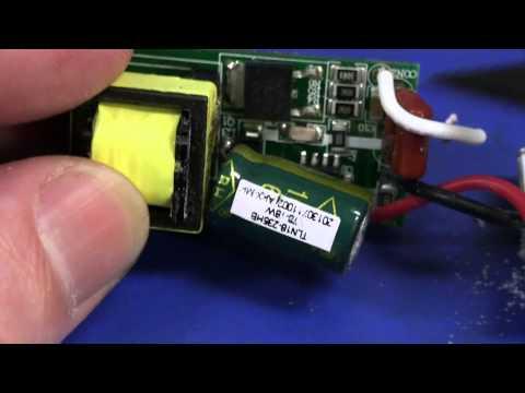 EEVblog #533 - LED Fluoro Tube Teardown